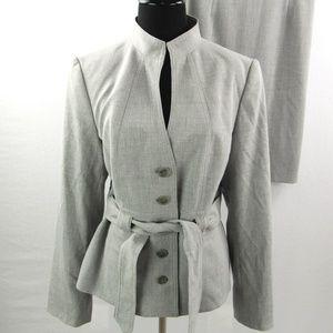 Calvin Klein Skirt Suit